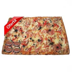 Pizza Family 1+1